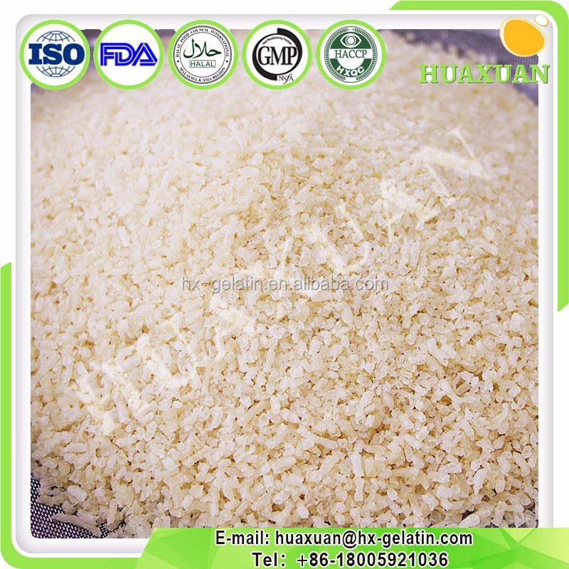 Halal pharmaceutical grade edible gelatin powder for capusule