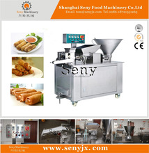 Egg rolls Fried rolls making machine at factory price