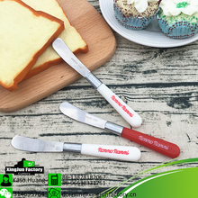 Cheap Stainless Steel Butter Knife with Customized Logo