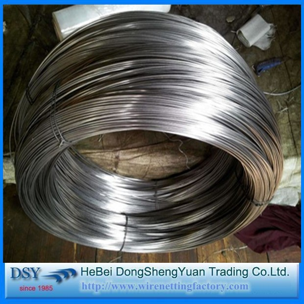 25kg roll galvanzied iron wire