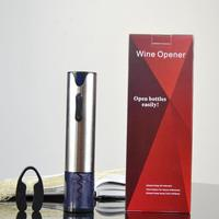 Stylish Design Easy to use rechargeable electric wine bottle opener