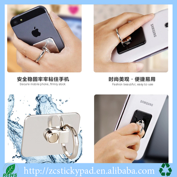 360 Flexible Rotating multifunctional universal mobile phone ring holder