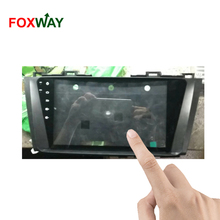 FOXWAY factory android car dvd player for Mazda 5 with audio radio multimedia gps navigation system