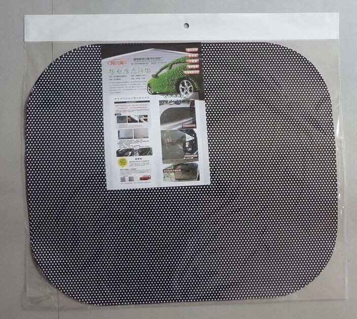 HOT Selling Static Car Sunshade Car Sun Visor Pocket