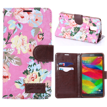 New Fashion Fancy Flower Leather Case for Samsung Galaxy Note 3