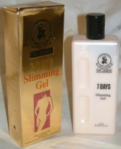 Dr. James 7days Slimming Gel In Pakistan - 03074222709
