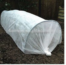white/black color 100% polypropylene anti- UV 1%-4% agricultural protection nonwoven