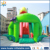 2017 popular design inflatable lizard slide/giant inflatable slide for sale