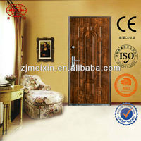 PVC metal door MX-033-P