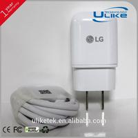 For LG 1.8A fast charger 9v usb power adapter,battery charger automotive