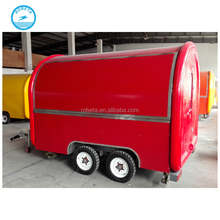 food cart pizza ice cream cart for sale custom made food trucks
