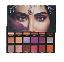 Beauty DESERT DUSK Eyeshadow 18 colors Pallete Shimmer Matte Eye shadow Pro Eyes Makeup <strong>Cosmetics</strong>