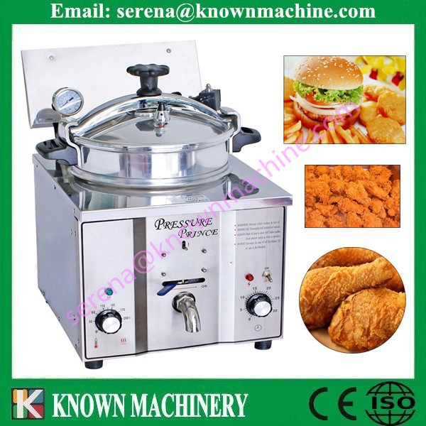 Counter Top Electric Pressure Chicken Fryers for Sale