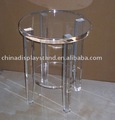 Clear Acrylic Desk