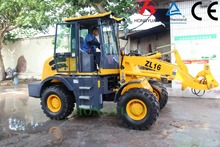 ZL16F Small Wheel Loader with CE with Snow Remover