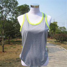 2017 New Fashion Workout Tank Crop Tops Wholesale Women