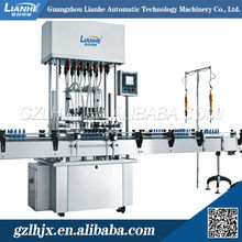 security and environmental protection of cosmetic tube filling machine