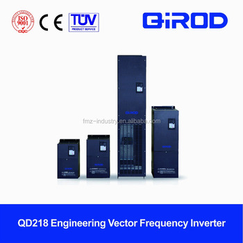 Built-in EMC Filter variable frequency drive Europe standard Inverter