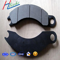Brake Shoes/Car Spare Parts/Cast Iron Brake Shoes