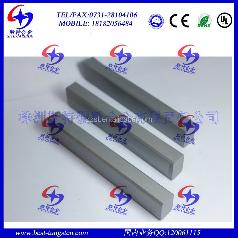 cemented carbide strips /Tungsten carbide STB strips /<strong>K10</strong> tungsten carbide strips
