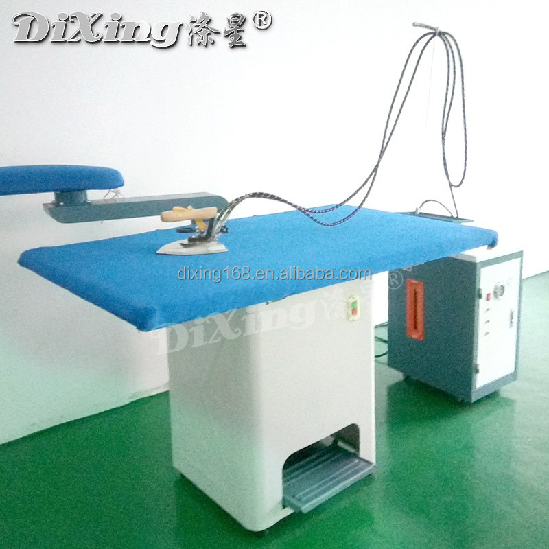 clothes ironing machine for laundry dry cleaning shop business