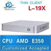 Big promotion!!!L-19x,1080P Slim desktop computer,deluxe computer,mini thin client,support win 7,XP system