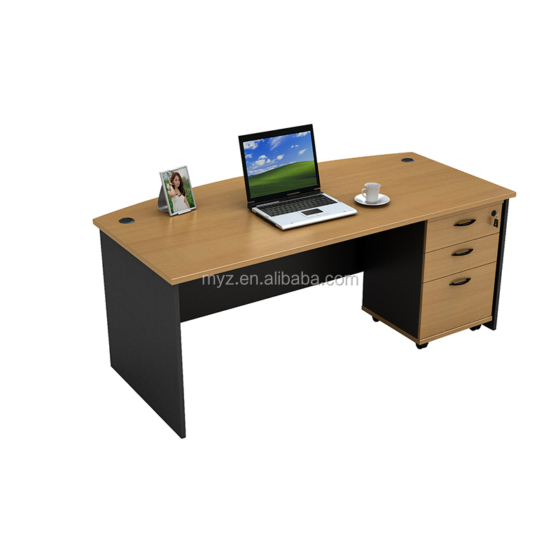 High durable wooden desk for sale computer PC desk home office table