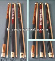 canadian pool cues/marple billiard cue sticks