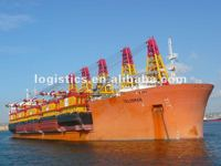 best sea cargo freight to Cartagena of Spain from Dalian --lois
