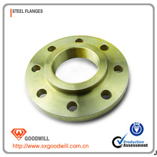 deep-set girth flange