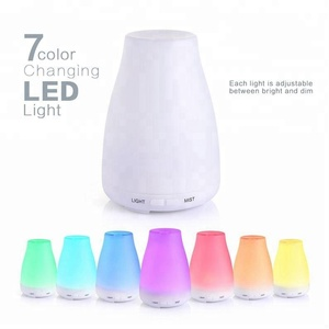 Ultrasonic Home Aroma Humidifier Air Diffuser Purifier Ionizer Atomizer portable humidifier pure essential oil diffuser