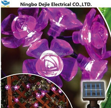 Solar powered Christmas light / Holiday light / Party light
