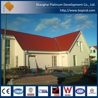 prefabricated steel home