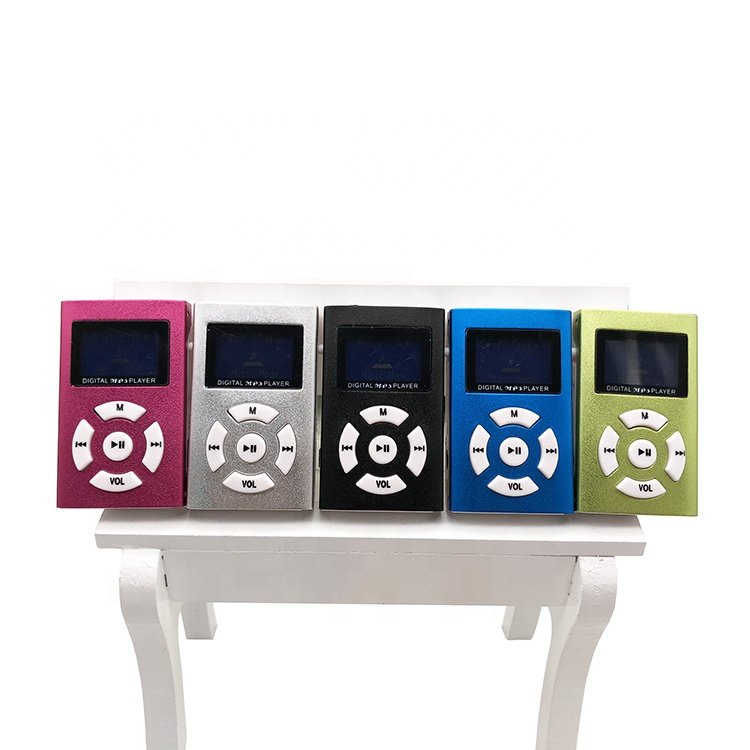 China wholesale music player with 9led portable <strong>mp3</strong>