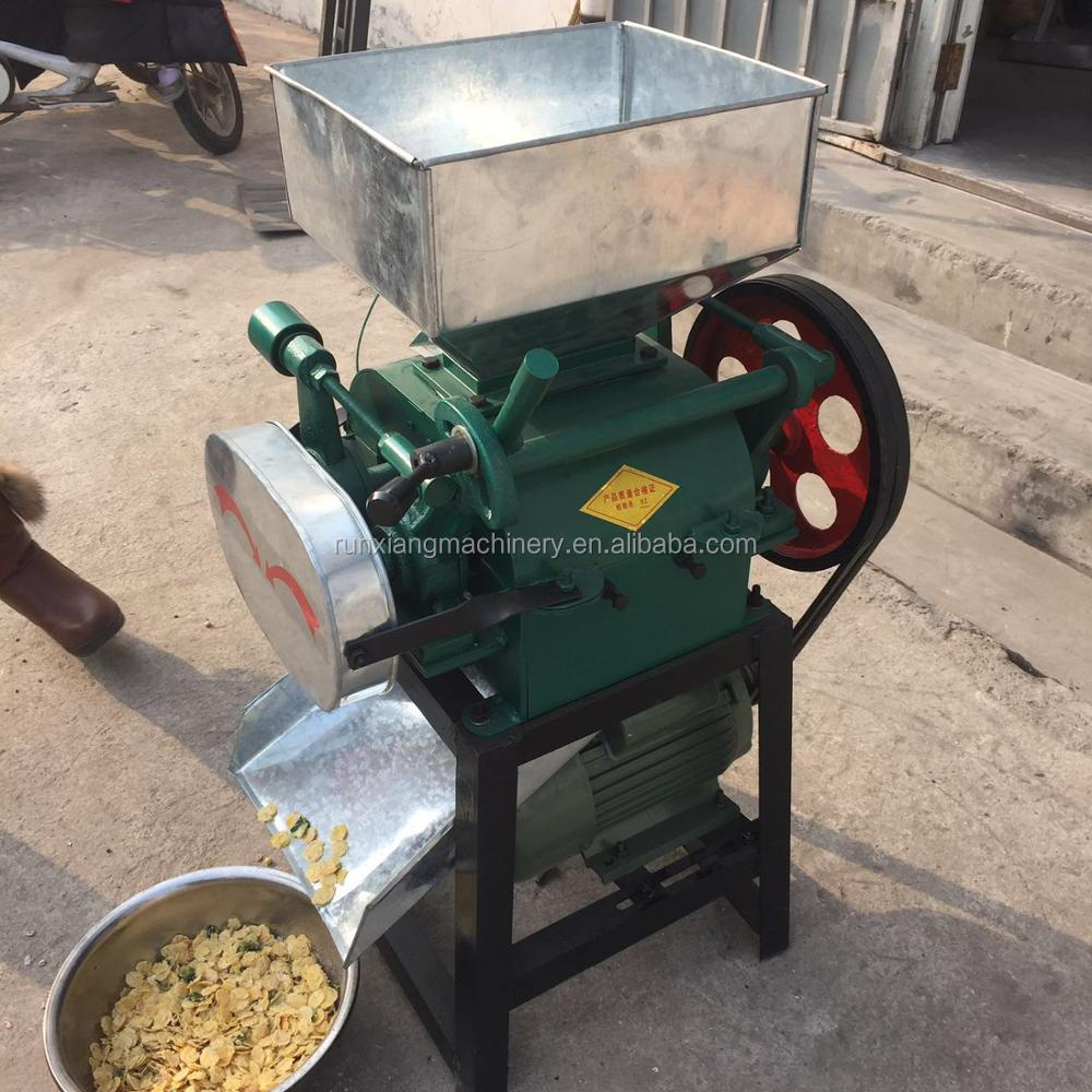 Industrial oats wheat pet corn flakes and breakfast cereal maker making machine price