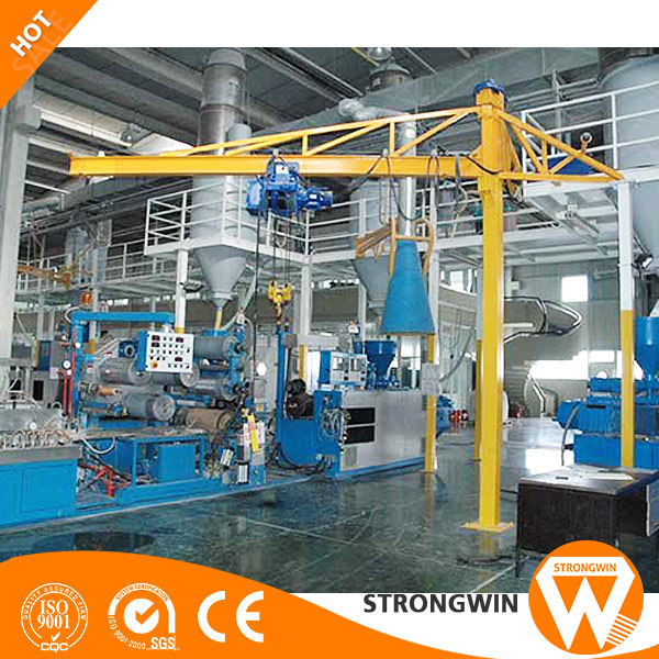 steel plant rail traveling double girder grab overhead crane lifting 20 ton