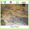 Metallic Pigment Concrete Coating For Epoxy Flooring
