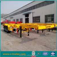 40ft truck trailer container chassis