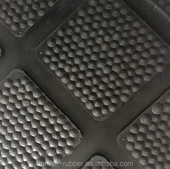 Anti Slip Textured Dairy Cow Mats
