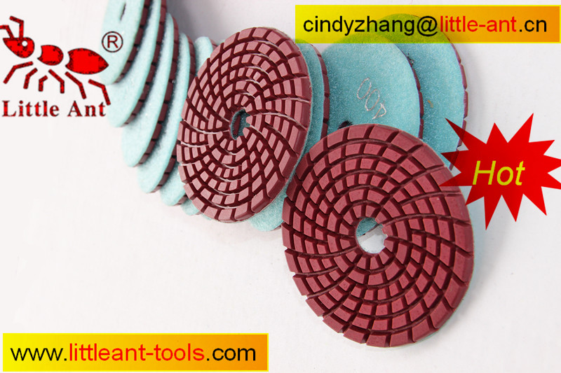 floor diamond hand polishing pads for concrete grinding low cost