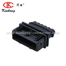 Hot selling 6 Pin Male Waterproof Plastic terminal block connector
