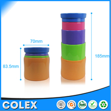 stretchable 350ml plastic cup with Food-Grade material