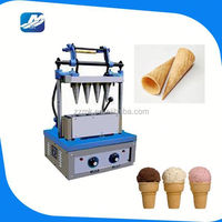 Popular type ice cream wafer cone maker