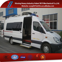 Wholesale High Quality Emergency Rescue Mobile Command Vehicle Rescue