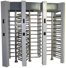 Crowd control FOB price high quality full height circular for jails/Market/Hotel, OEM full high turnstile