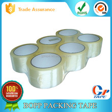 Concise Water Bases Glue Bopp Adhesive Shipping Box Tape For Packing, Wrapping, Shipping