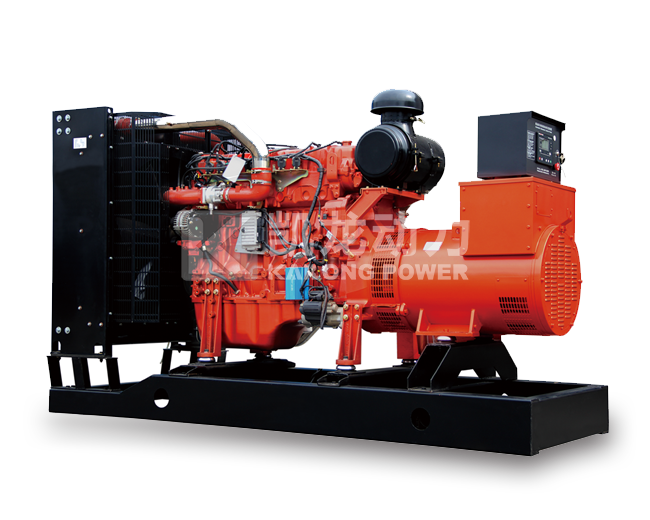 hot sale 40kW natural gas generator set with CHP