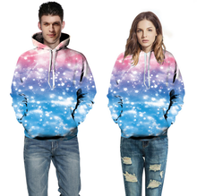 China wholesale casual cheap galaxy 3D long sleeve hoodies sweatshirt for youth