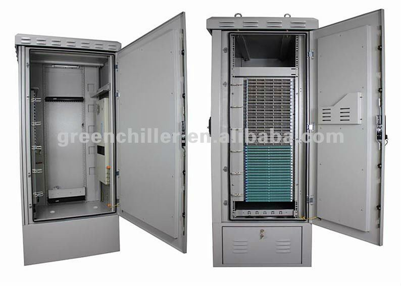 Professional 1000W air conditioner for telecom cabinet