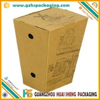 factory price refrigerator carton, refrigerator packing box, 7-ply carton box